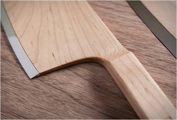 FACA DE MADEIRA - MAPLE SET KNIVES - Imagem - 4