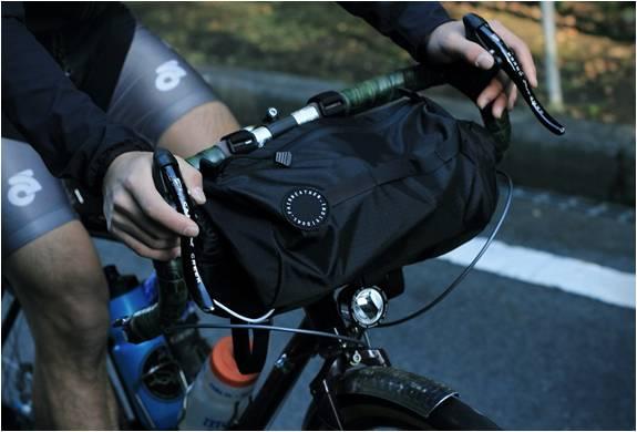 BOLSA DE BICICLETA - FAIRWEATHER BICYCLE BAGS - Imagem - 5