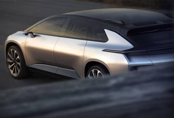 Carro Elétrico Faraday Future FF91 - Imagem - 4