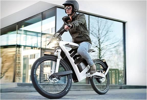 Bicicleta Elétrica Feddz - Imagem - 5