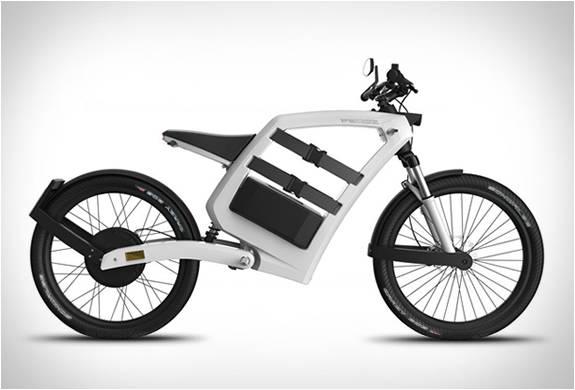 Bicicleta Elétrica Feddz - Imagem - 1