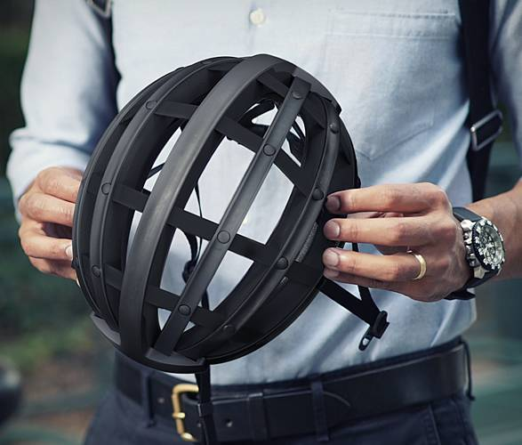 Capacete Dobrável para Bike FEND - Imagem - 3