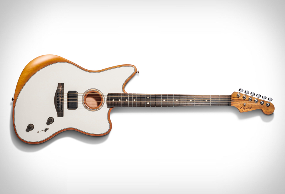 Guitarra FENDER AMERICAN ACOUSTASONIC JAZZMASTER - Imagem - 1