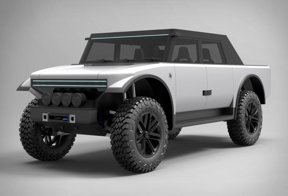 Poderoso SUV Elétrico - Pioneer Electric - Imagem - 1