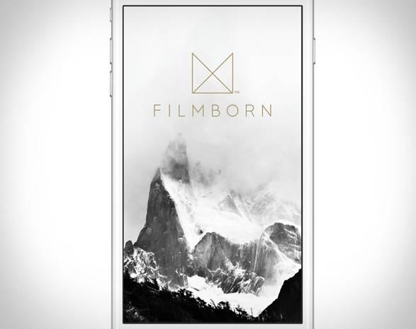 Aplicativo Filmborn - Imagem - 2