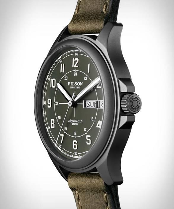 Relógio SkagitField | Filson - Imagem - 4
