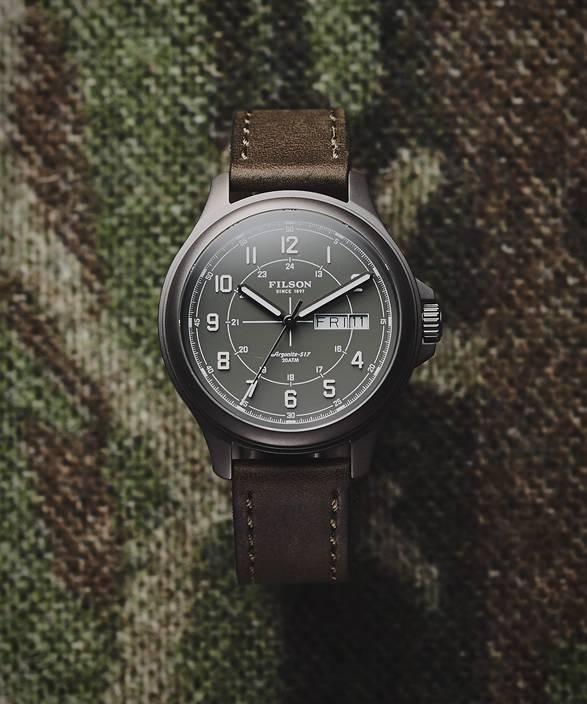 Relógio SkagitField | Filson - Imagem - 5