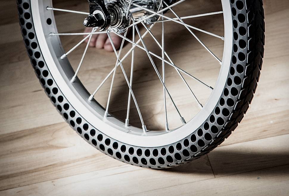 Inovadores Pneus de Bicicleta - Nexos e Ever Tires - Imagem - 1
