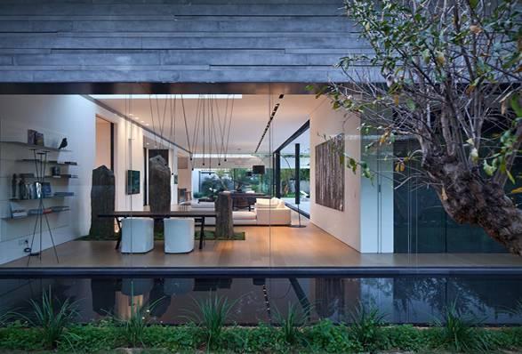 Casa Flutuante | Pitsou Kedem Architect - Imagem - 4