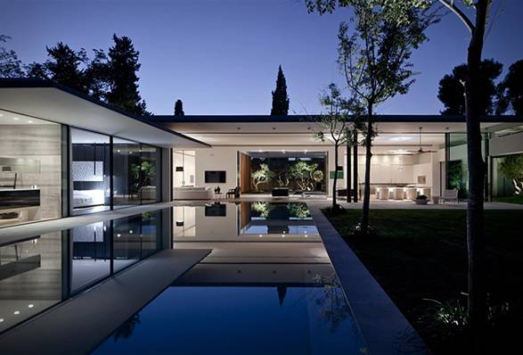 Casa Flutuante | Pitsou Kedem Architect - Imagem - 5