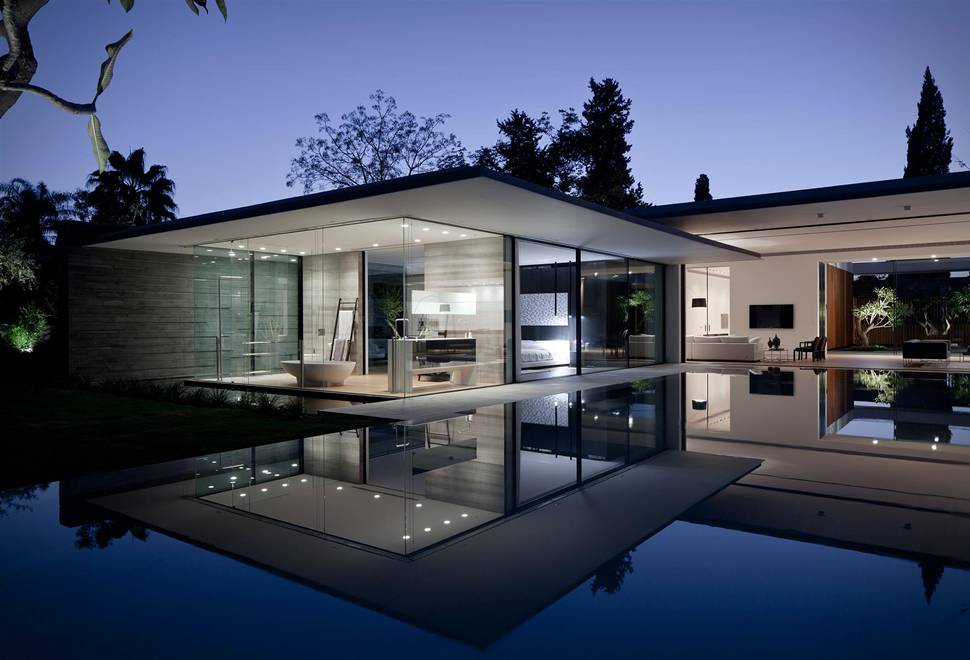 Casa Flutuante   Pitsou Kedem Architect
