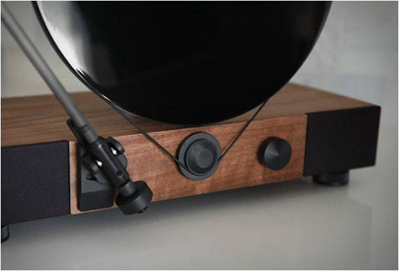 RADIOLA VERTICAL - FLOATING RECORD VERTICAL TURNTABLE - Imagem - 3