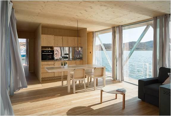 Casa-Barco Flutuante - Imagem - 5