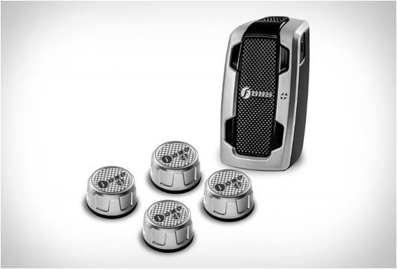 Sensor de Pressão para Pneus - Fobo - Imagem - 2