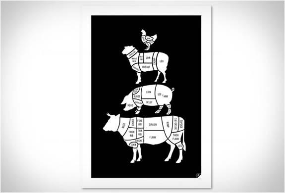 POSTERS DE COZINHA - Imagem - 4