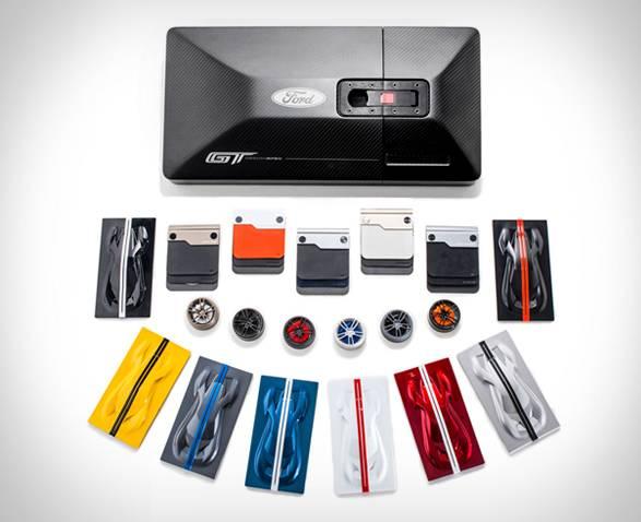 Kit de Encomenda Ford GT - Imagem - 3
