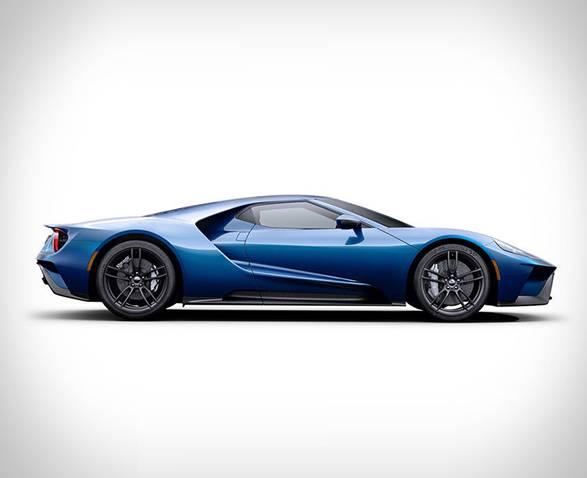 Kit de Encomenda Ford GT - Imagem - 5