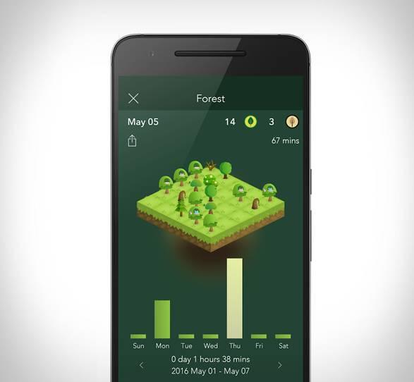 App Floresta - Imagem - 3