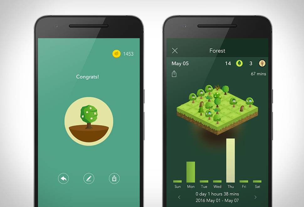 App Floresta