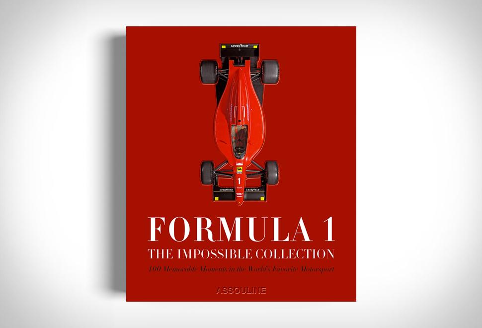 Livro Fórmula 1: A Coleção Impossível! - Imagem - 1