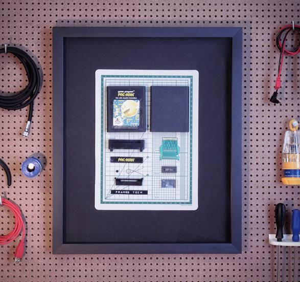 Quadros com Tecnologias Emolduradas - Imagem - 4