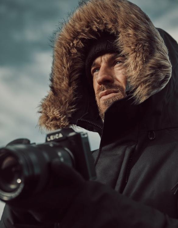 JAQUETA FRANK HURLEY PHOTOGRAPHERS JACKET - Imagem - 5