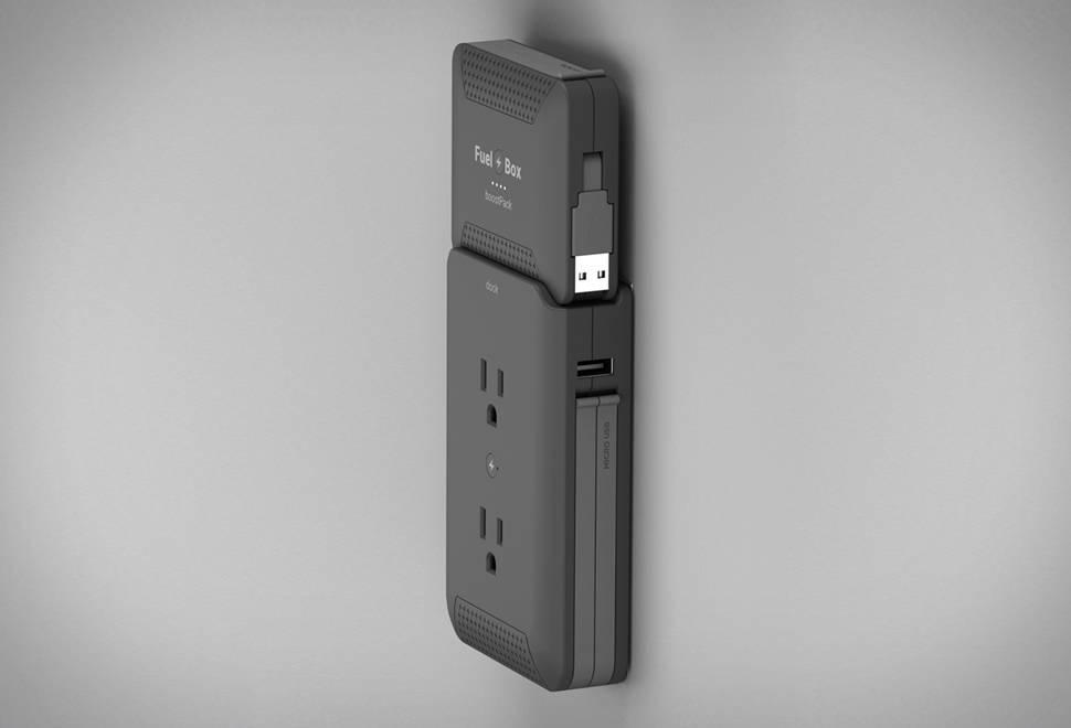 Carregador de Celular Portátil FuelBox - Imagem - 1