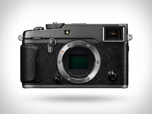 Câmera Fuji X-Pro2 Grafite - Imagem - 4