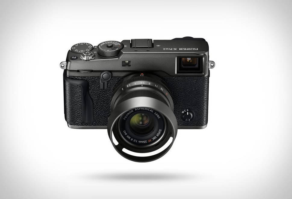 Câmera Fuji X-Pro2 Grafite - Imagem - 1