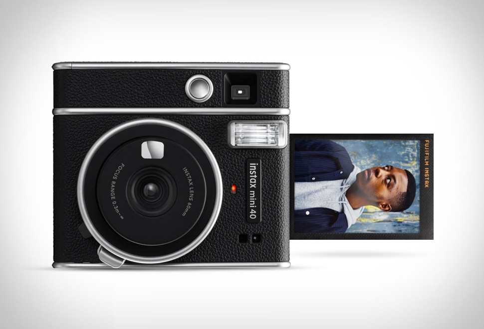 Câmera Digital FUJIFILM INSTAX MINI 40 INSTANT - Imagem - 1
