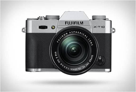 CÂMERA DIGITAL FUJIFILM X-T10 - Imagem - 1