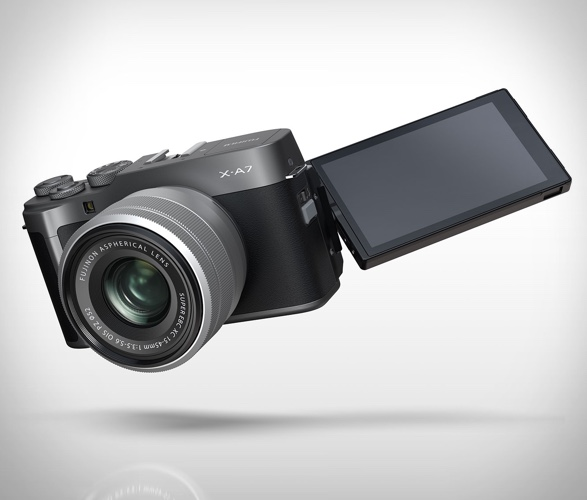 Câmera Fujifilm X-A7 - Imagem - 3