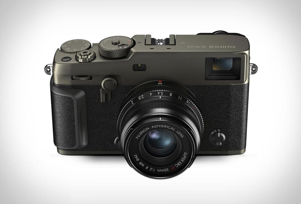 Câmera Fujifilm X-Pro3 - Imagem - 1