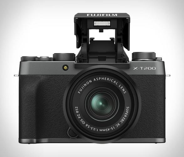 Câmera Digital Fujifilm X-T200 - Imagem - 3