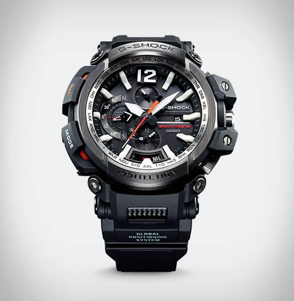 Relógio G-Shock GPW-2000 Gravitymaster | Casio - Imagem - 2
