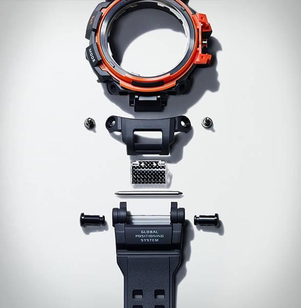 Relógio G-Shock GPW-2000 Gravitymaster | Casio - Imagem - 3