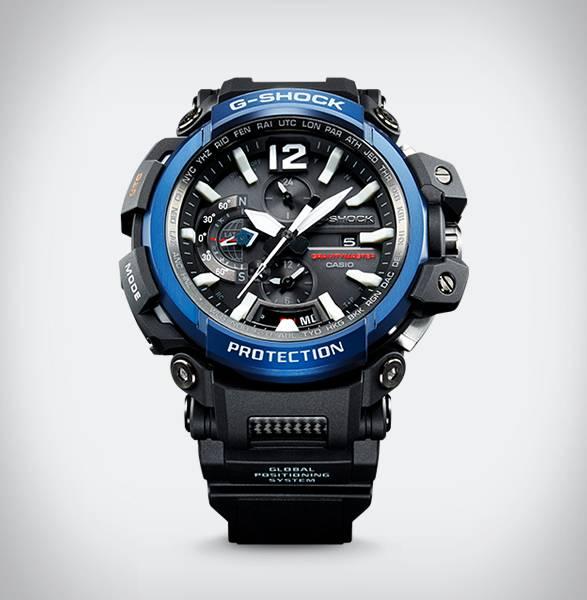 Relógio G-Shock GPW-2000 Gravitymaster | Casio - Imagem - 4