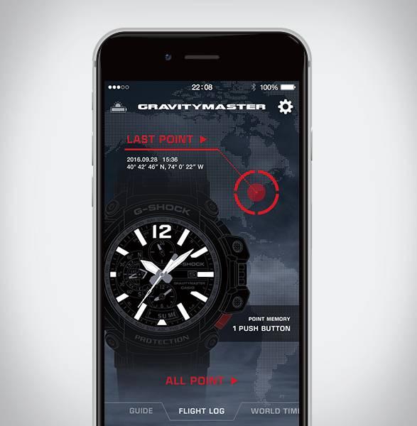 Relógio G-Shock GPW-2000 Gravitymaster | Casio - Imagem - 5