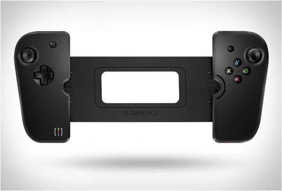 Gamevice Transforma seu iPad mini em um Poderoso Console Portátil de Jogos. - Imagem - 2