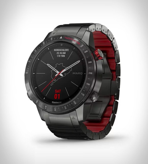 Garmin MARQ Limited Edition Signature Set - Imagem - 4