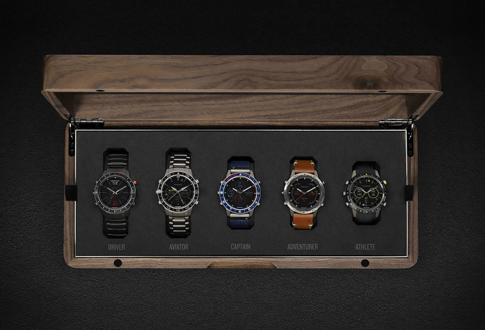 Garmin MARQ Limited Edition Signature Set - Imagem - 1