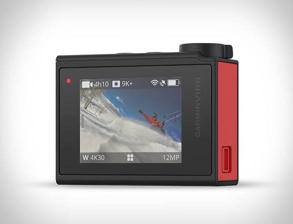 Câmera de Ação com Controle de Voz Virb Ultra 30 | Garmin - Imagem - 2