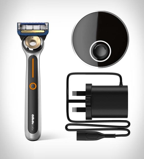 Máquina de Barbear - GILLETTE HEATED RAZOR - Imagem - 3