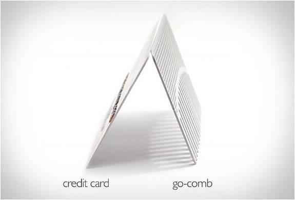 Pente para Viagem - Go-Comb - Imagem - 3
