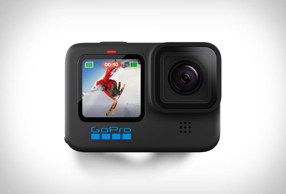 GoPro mais poderosa de todos os tempos - GoPro HERO10 Black - Imagem - 1