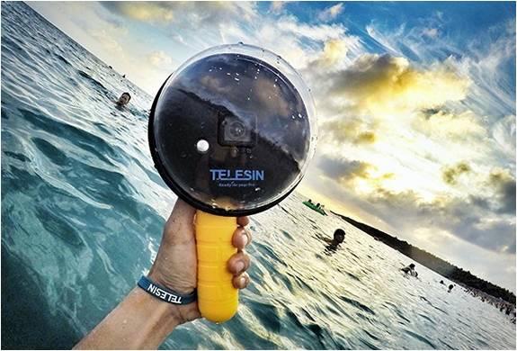 Cúpula Subaquática para GoPro - Imagem - 5