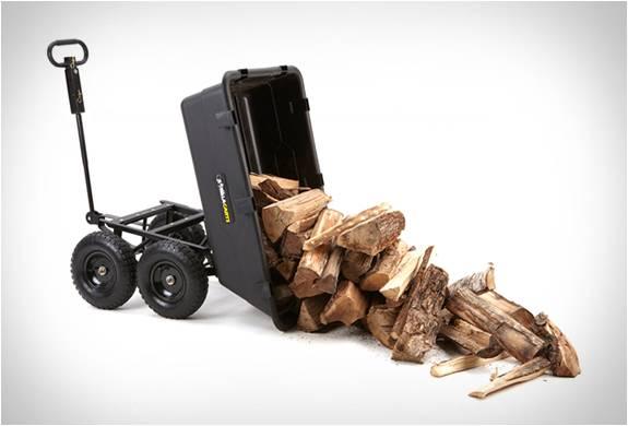 Carrinho de Mão - Gorilla Carts - Imagem - 3