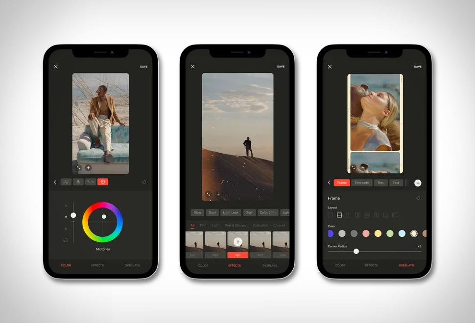 App Grain Video-Coloring - Imagem - 1