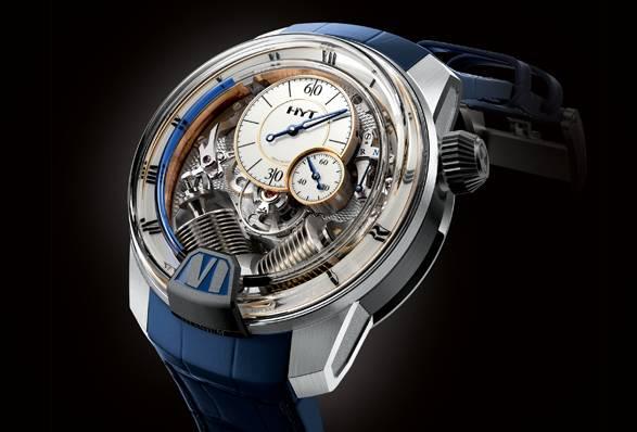 Relógio Tradição H2 | HYT - Imagem - 2