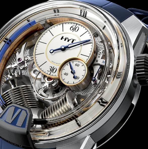 Relógio Tradição H2 | HYT - Imagem - 4